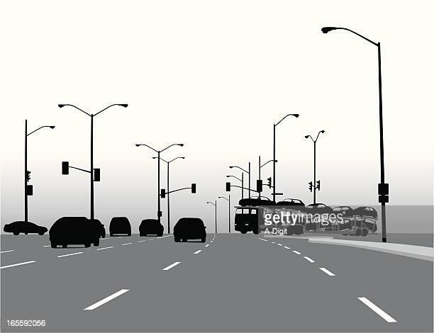 Smog Vector Silhouette