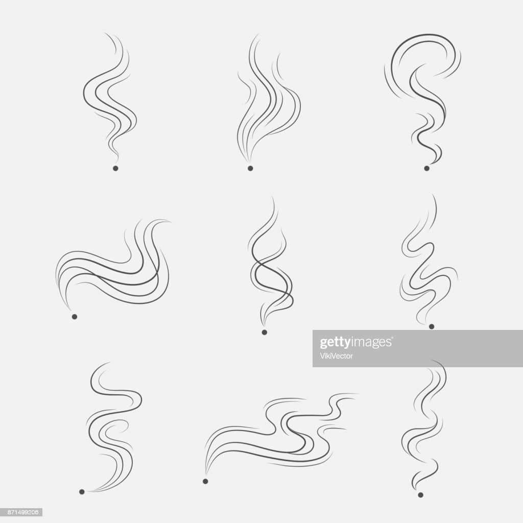 Smoke vector set