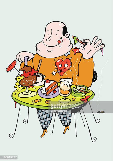 """idiom of obesity The """"fat and jolly"""" hypothesis [11] proposes that obesity has a  obesity is described in the well-known idiom of """"happy mind and fat body."""