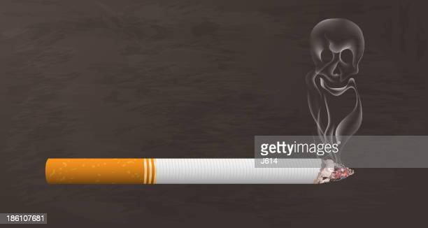 smoking - smoke physical structure stock illustrations, clip art, cartoons, & icons
