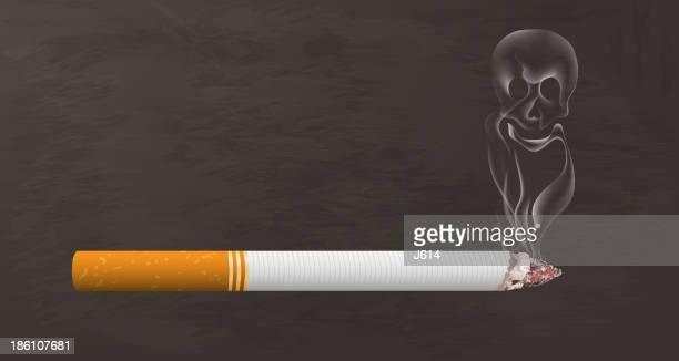 ilustraciones, imágenes clip art, dibujos animados e iconos de stock de para fumadores - smoke