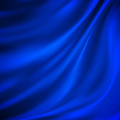 Smooth fabric background
