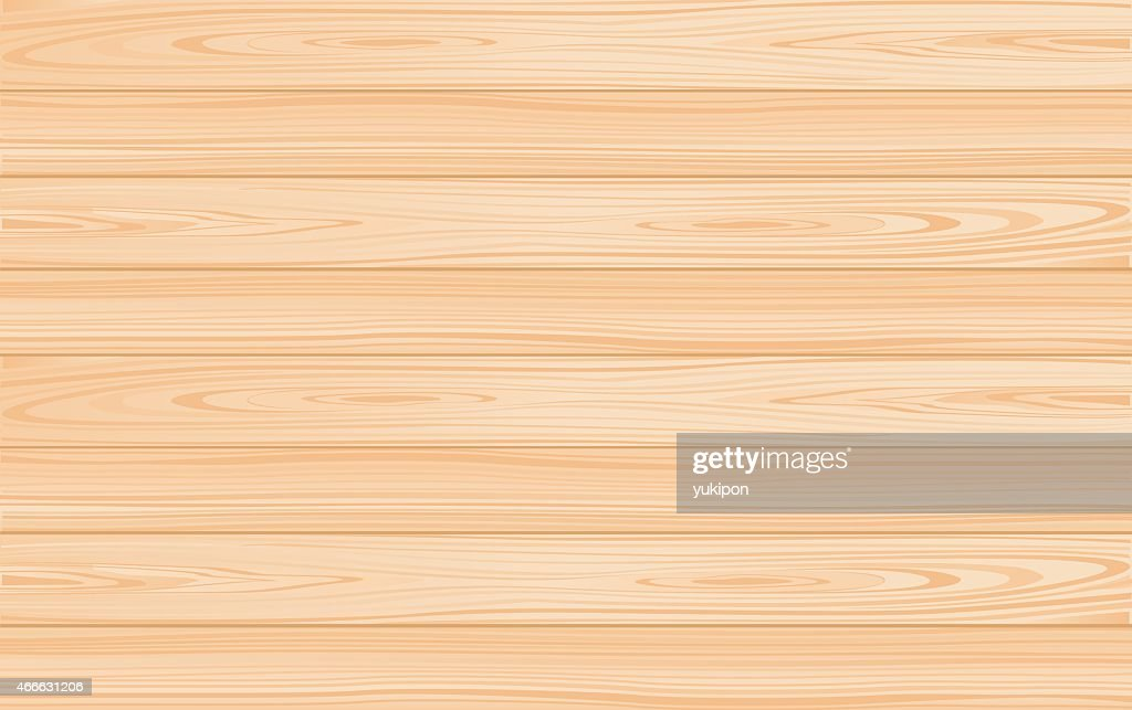 A smooth wooden texture vector