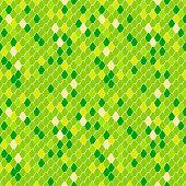 Snake skin texture print design. Seamless pattern with snakeskin,  Animal print seamless background