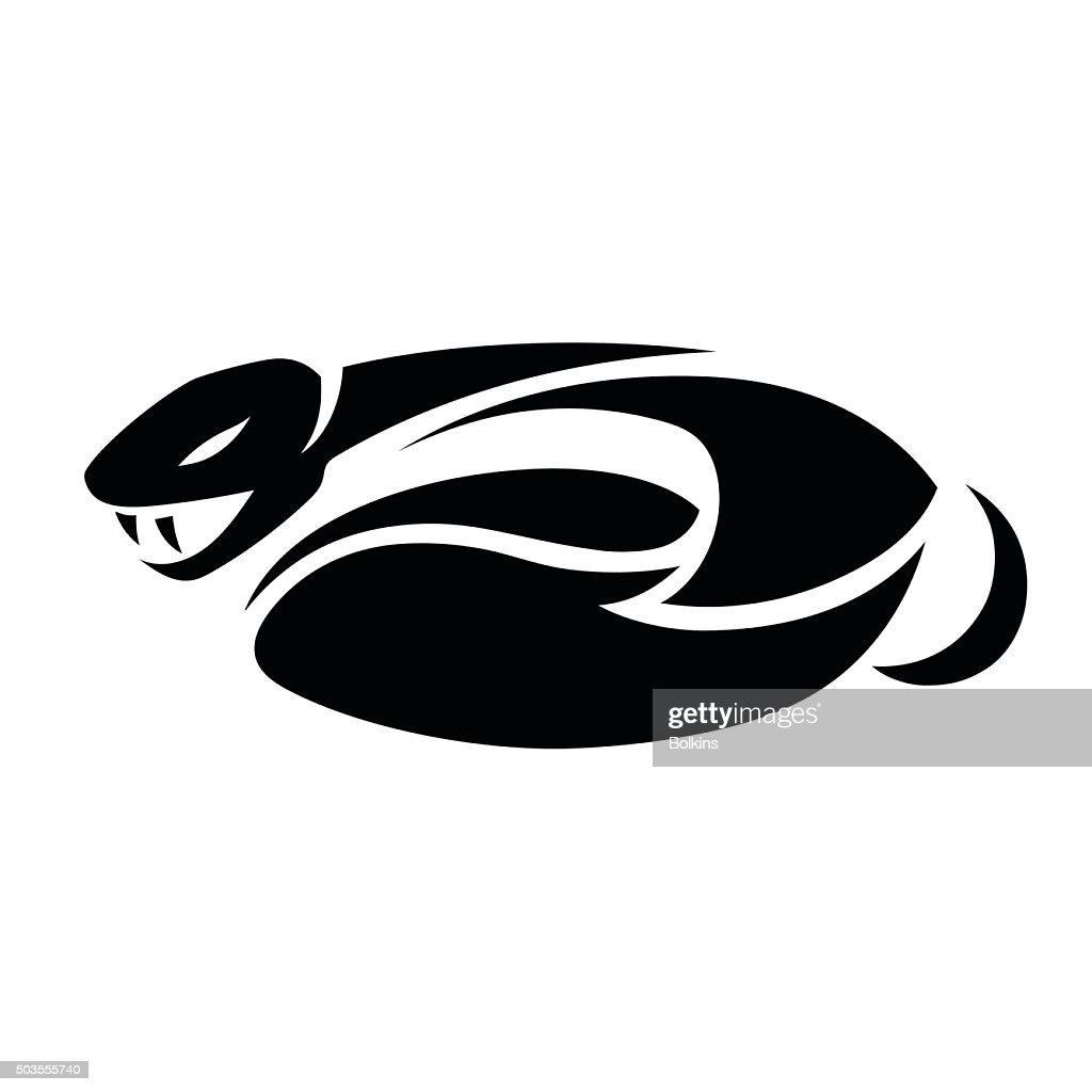 snake tattoo