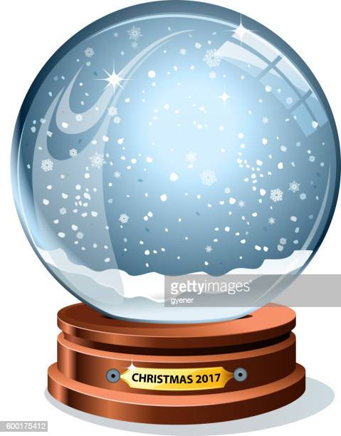 snow globe 2017