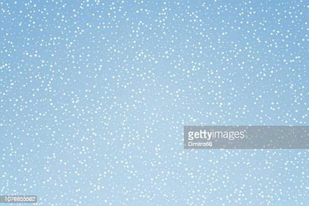 snow pattern background - stipple effect stock illustrations