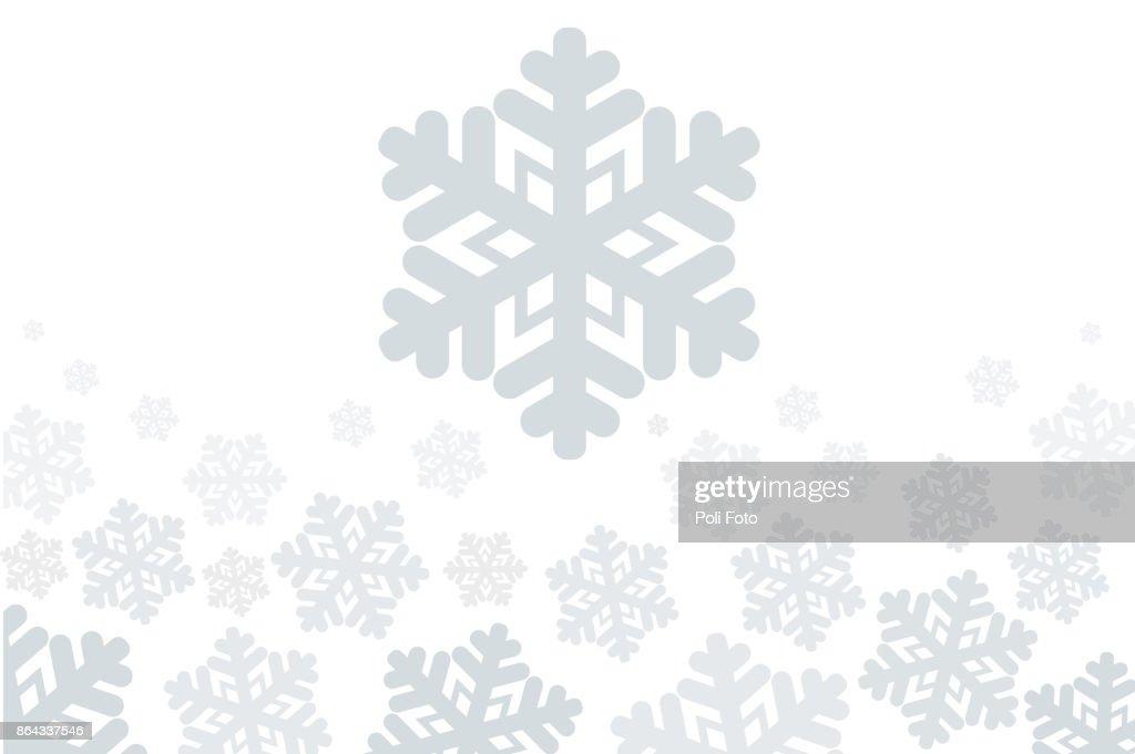 snowflake graphic design, vector