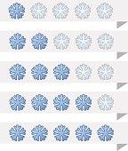 Snowflake ranking tags