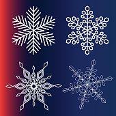 Snowflake- Vector