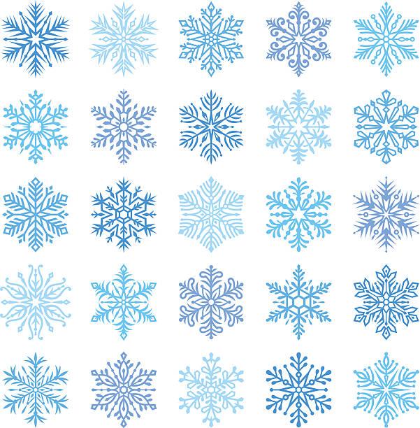 Snowflakes Wall Art