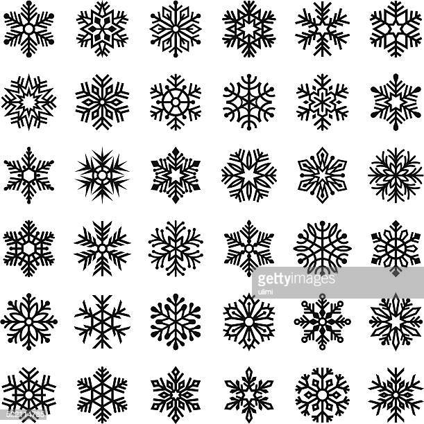 u96ea u306e u7d50 u6676 u306e u30a4 u30e9 u30b9 u30c8 u7d20 u6750 u3068 u7d75 getty images snowflakes vector pattern snowflakes vector free download