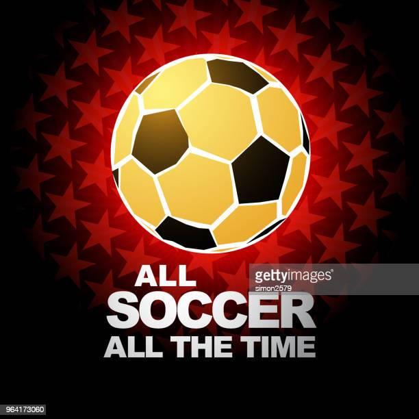 Fußball der Zeit banner