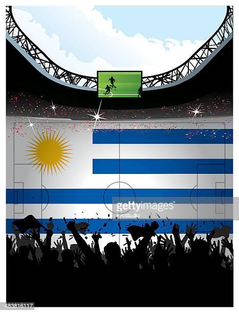 "Fußball Arena ""Uruguay"