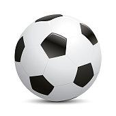 Soccer ball, football – vector