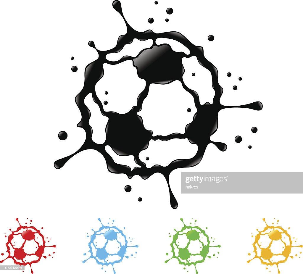 Soccer Ball Splat