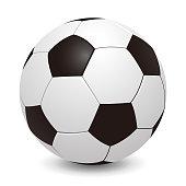 Soccer ball – stock vector
