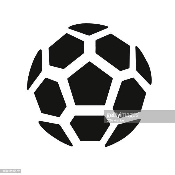 soccer ball - football stock illustrations