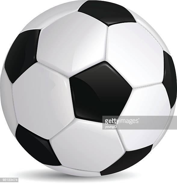 soccer ball - football stock illustrations, clip art, cartoons, & icons