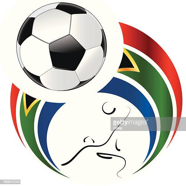 Soccer Ball World Cup 2010 South Afrika