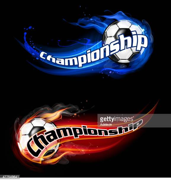 ilustraciones, imágenes clip art, dibujos animados e iconos de stock de soccer bolas en fuego y el agua de pista - llamas de fuego