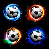 soccer balls-special effects
