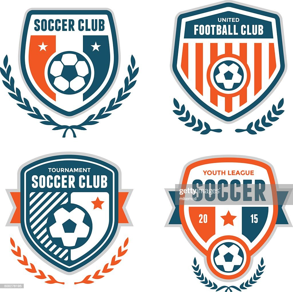Football team logo template psd vector and clip art inspiration free football badge template psd clipart and vector graphics rh clipart me maxwellsz