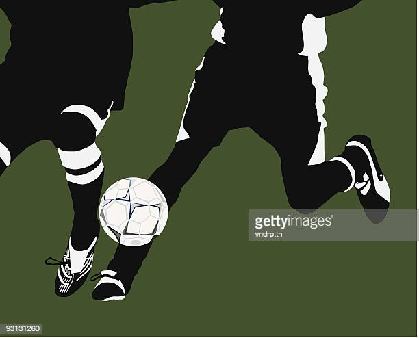 Dupla de futebol