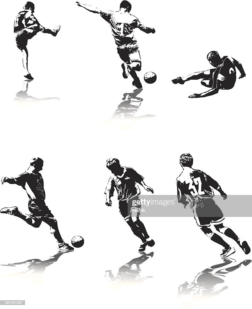 Soccer figures #3