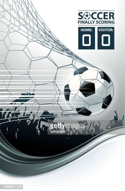 soccer finally scoring