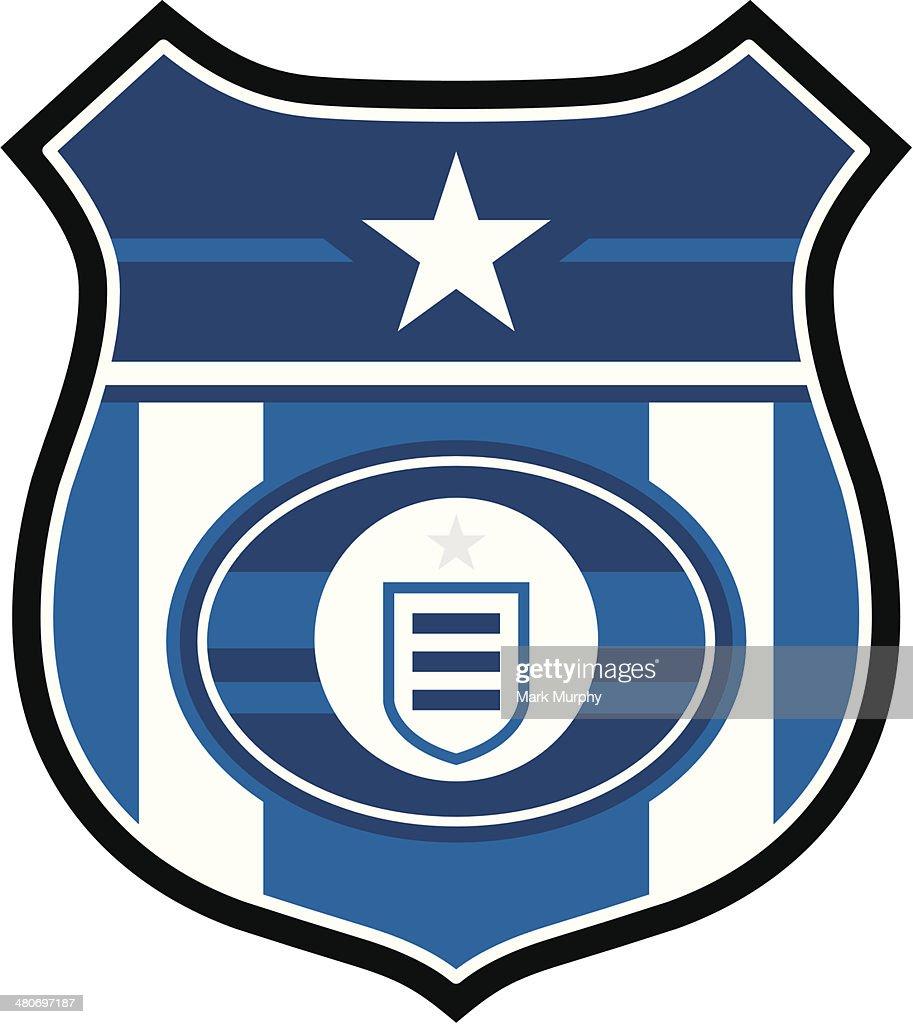 Soccer Football Badge