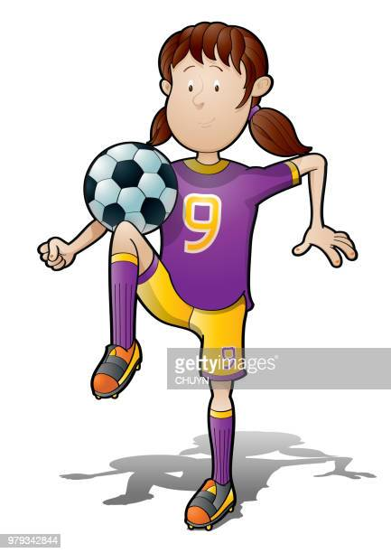 soccer hero - 8 9 years stock illustrations, clip art, cartoons, & icons