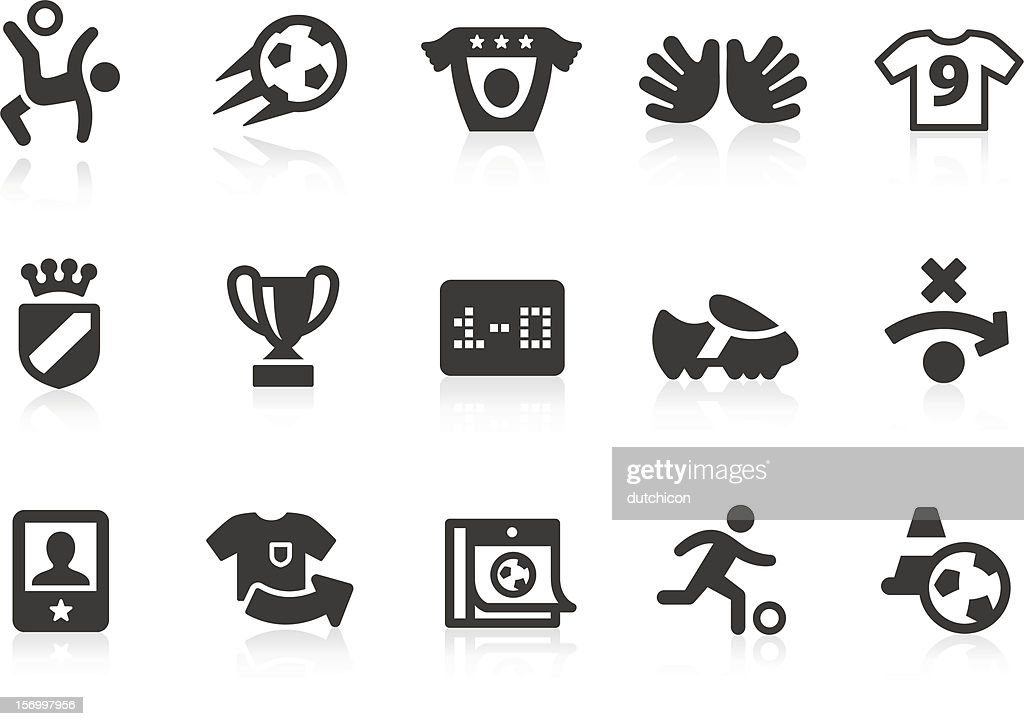 Soccer icons 2