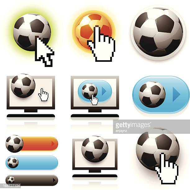 Soccer on the internet