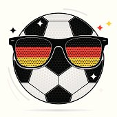 soccer party: germany