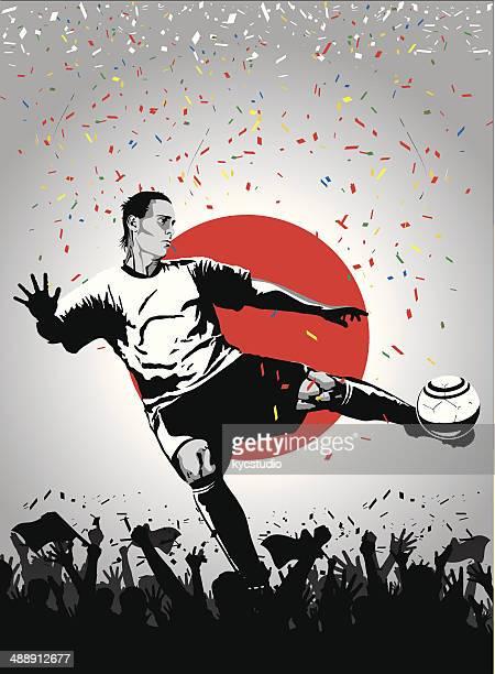 日本のサッカー選手