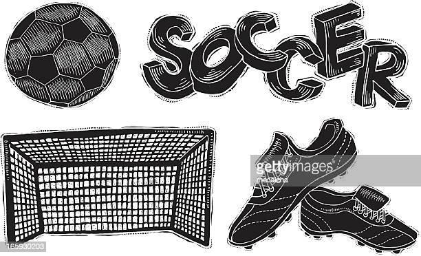 Inverter Tinta de futebol