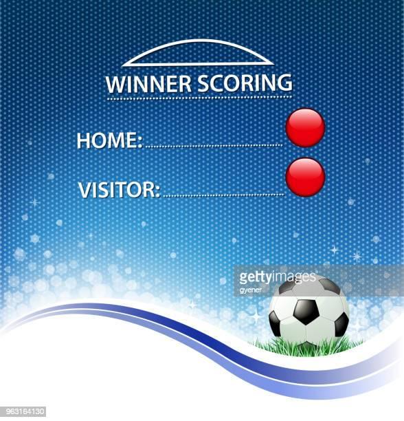 soccer scoring wave
