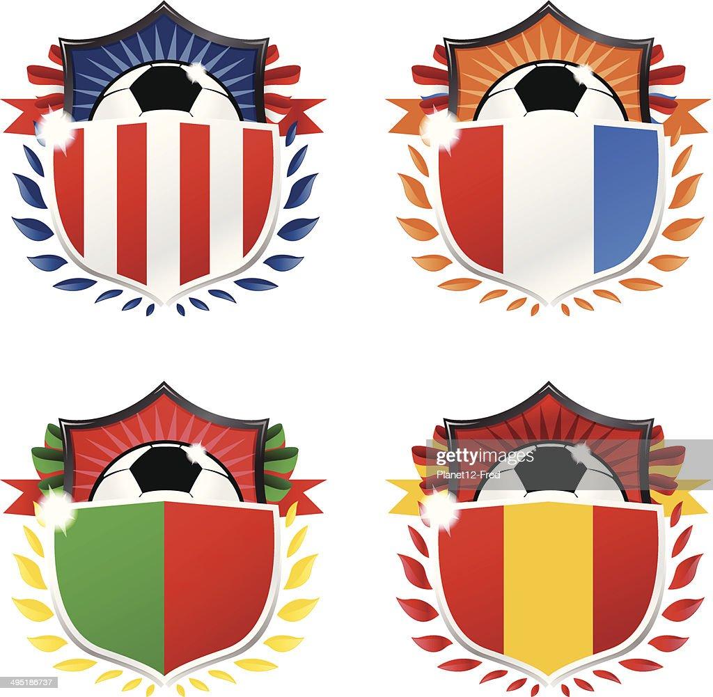 Soccer Shields