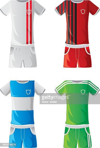 Soccer sportswear