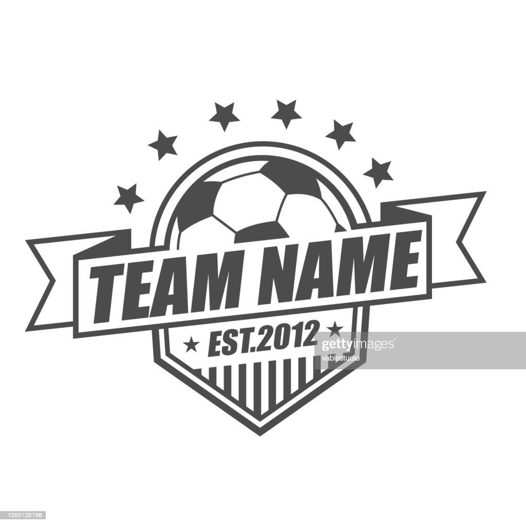 Soccer Team  Template