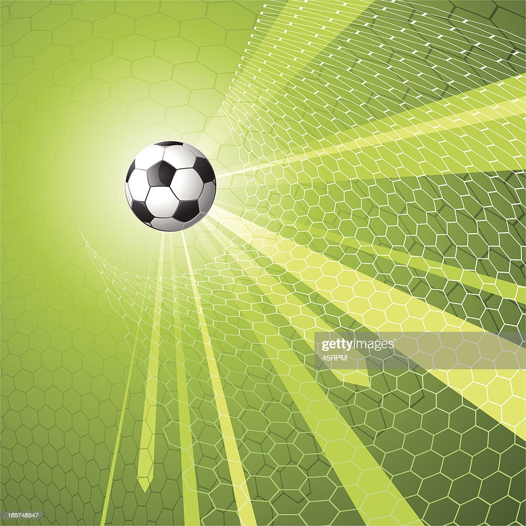 Soccer themed background image