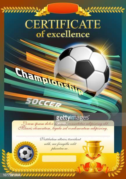 ilustrações, clipart, desenhos animados e ícones de futebol - torneio de futebol