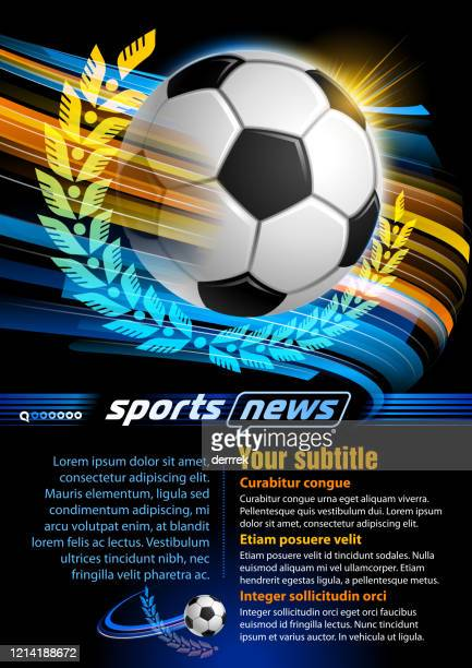 soccer - soccer competition stock illustrations
