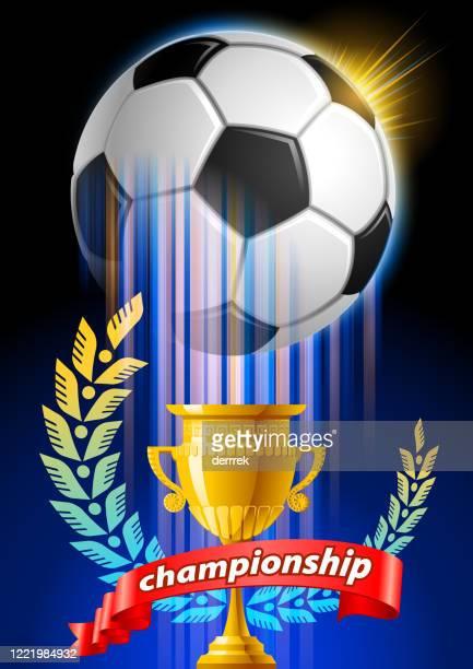 サッカー - コンテスト点のイラスト素材/クリップアート素材/マンガ素材/アイコン素材