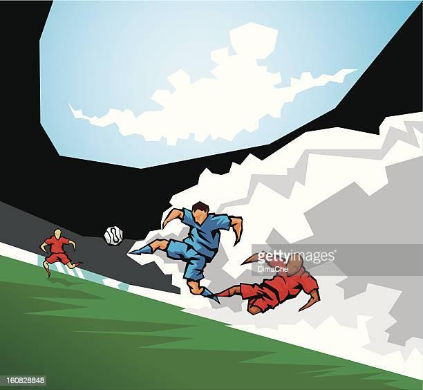 Soccer (European football)