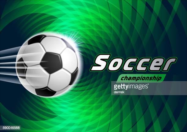 ilustrações, clipart, desenhos animados e ícones de de futebol  - campeonato esportivo