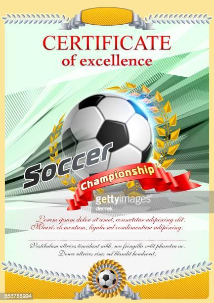 ilustraciones, imágenes clip art, dibujos animados e iconos de stock de de fútbol - golf tournament
