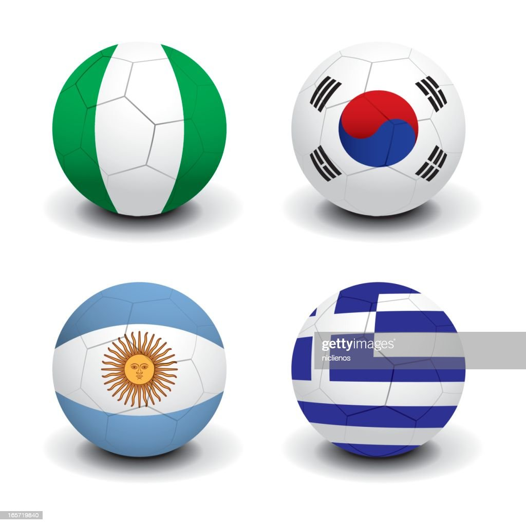 Soccer World Cup 2010 - Group B
