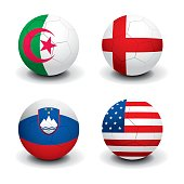 Soccer World Cup 2010 - Group C